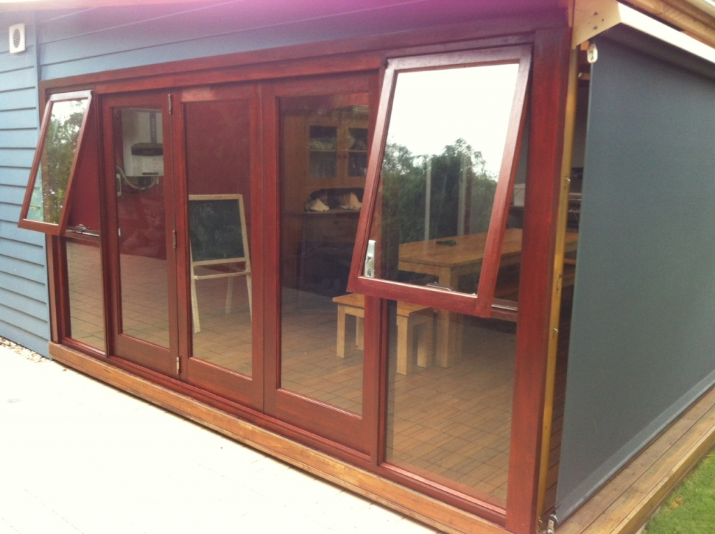 Bifold + window 2