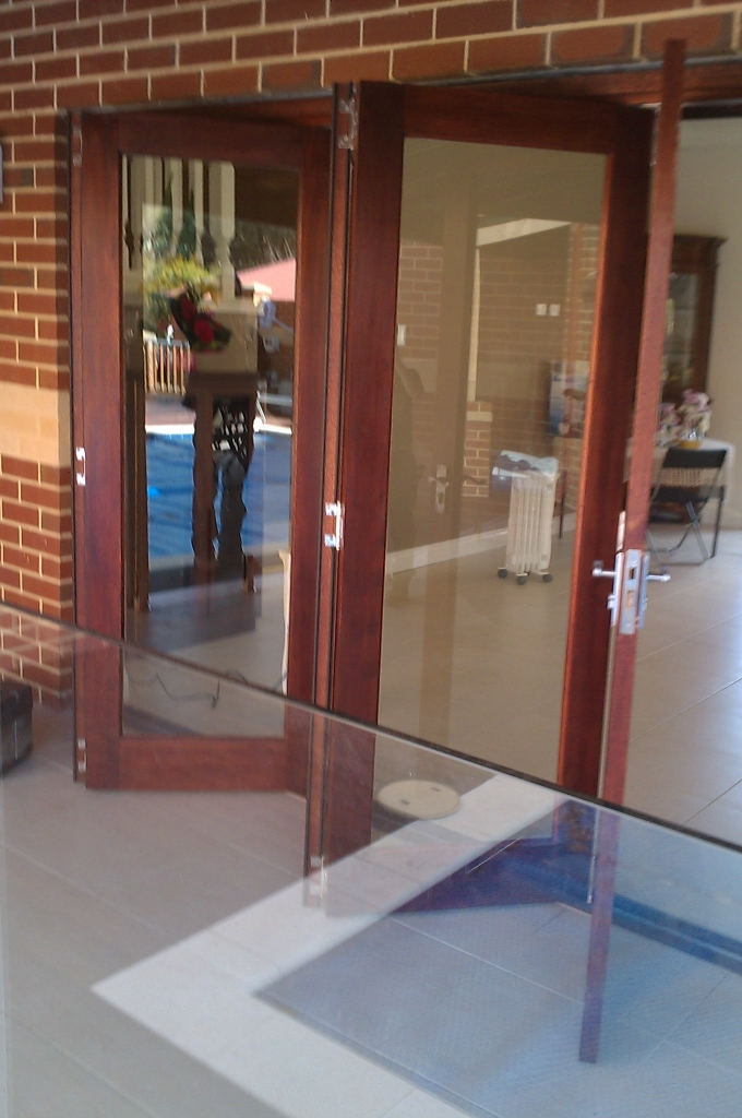 custom bifold door system2
