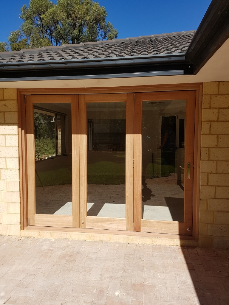 custom bifold doors