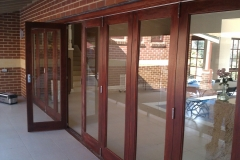 custom bifold door system1