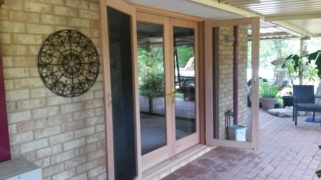 Custom Timber Doors