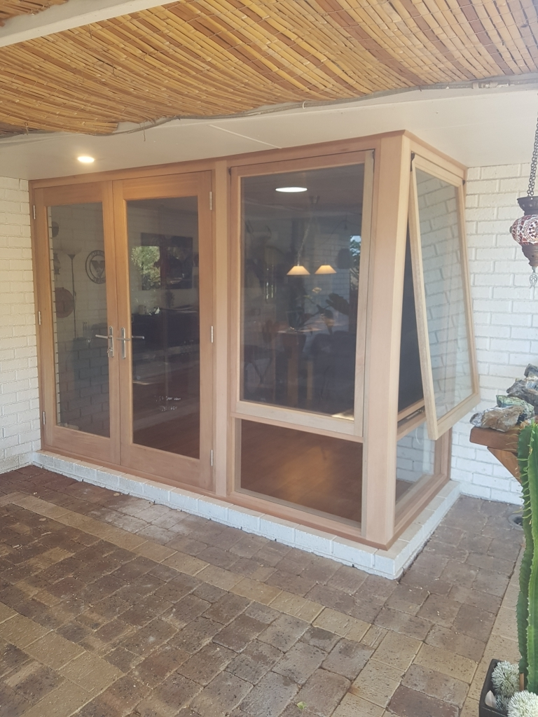 Timber Doors and Windows