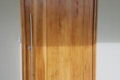 Custom Pivot Doors