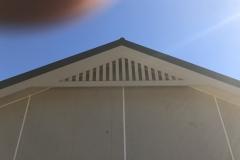 decorative gable end