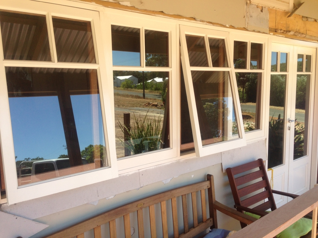 custom awning windows
